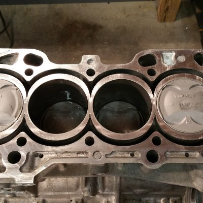 S2000 Bottom End Build