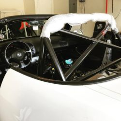 Roll bar installation