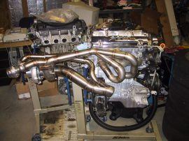 Turbo H22A Build
