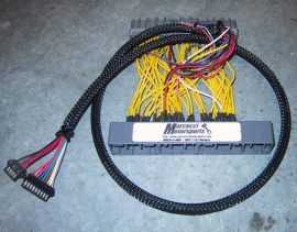 Harness Design, Modification, & Construction